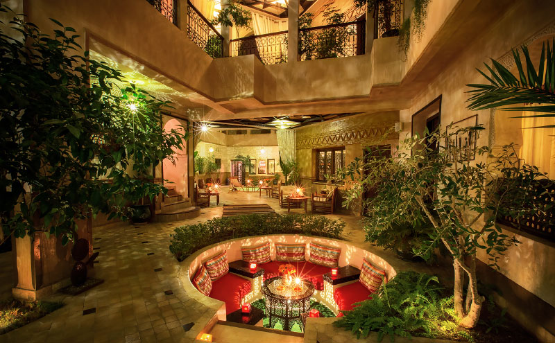 Philippe escudi photo riad marrakech - Photo riad marrakech ...