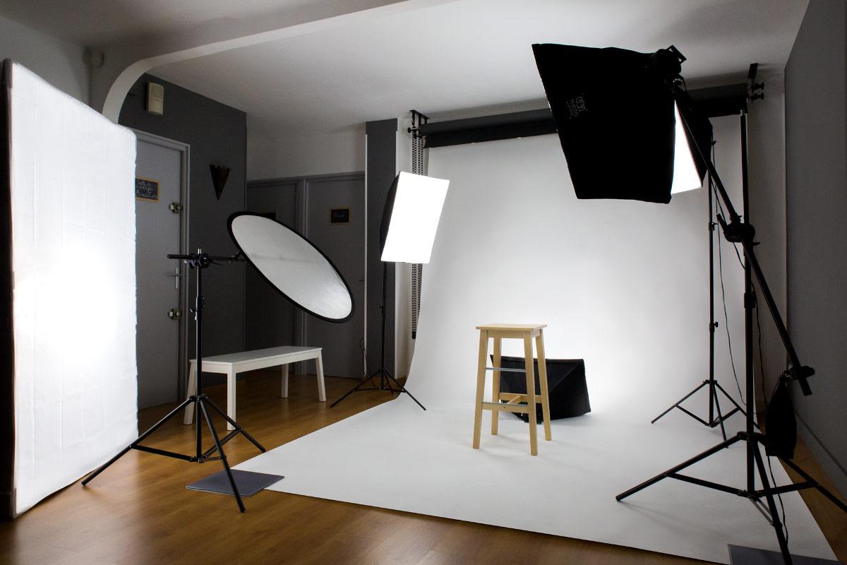 Philippe escudi un studio photo tout nouveau tout beau - Optimaliseer de studio ...